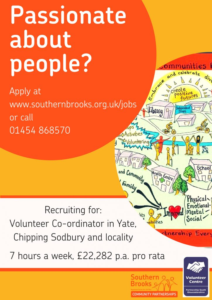 Volunteer co-ordinator Recruitment