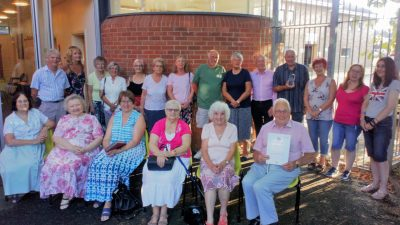 Patchway Festival Committee wins Queen's Award