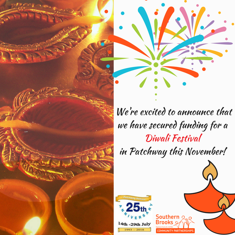 Diwali Festival coming to Patchway this November