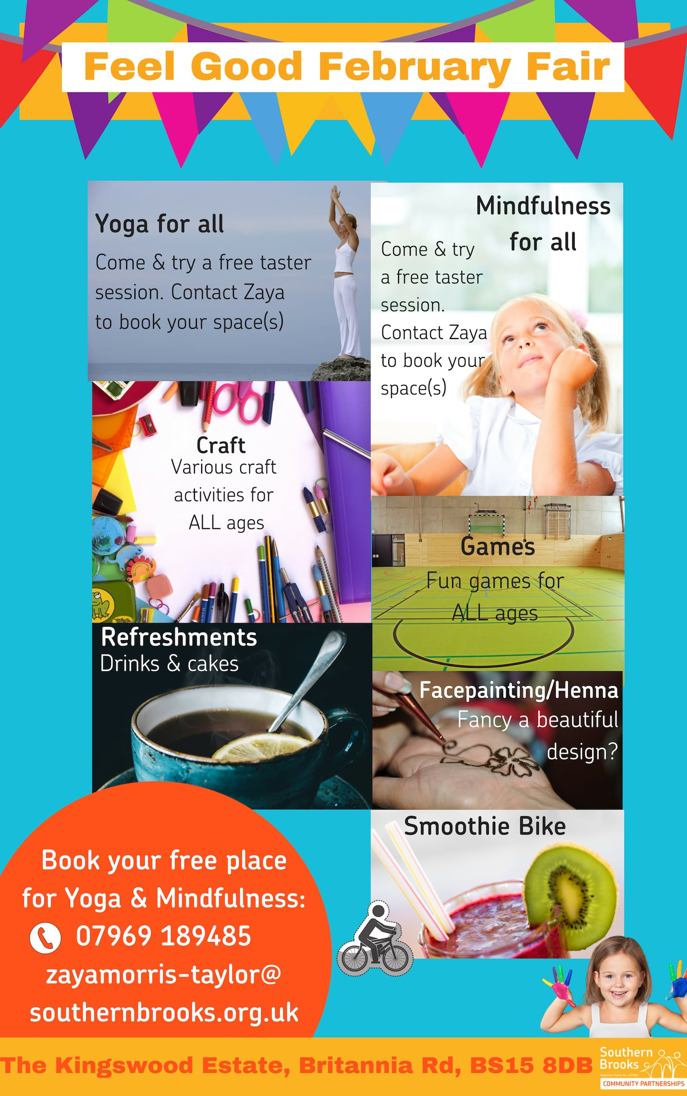Feel Good February Fair In Kingswood Southern Brooks Community