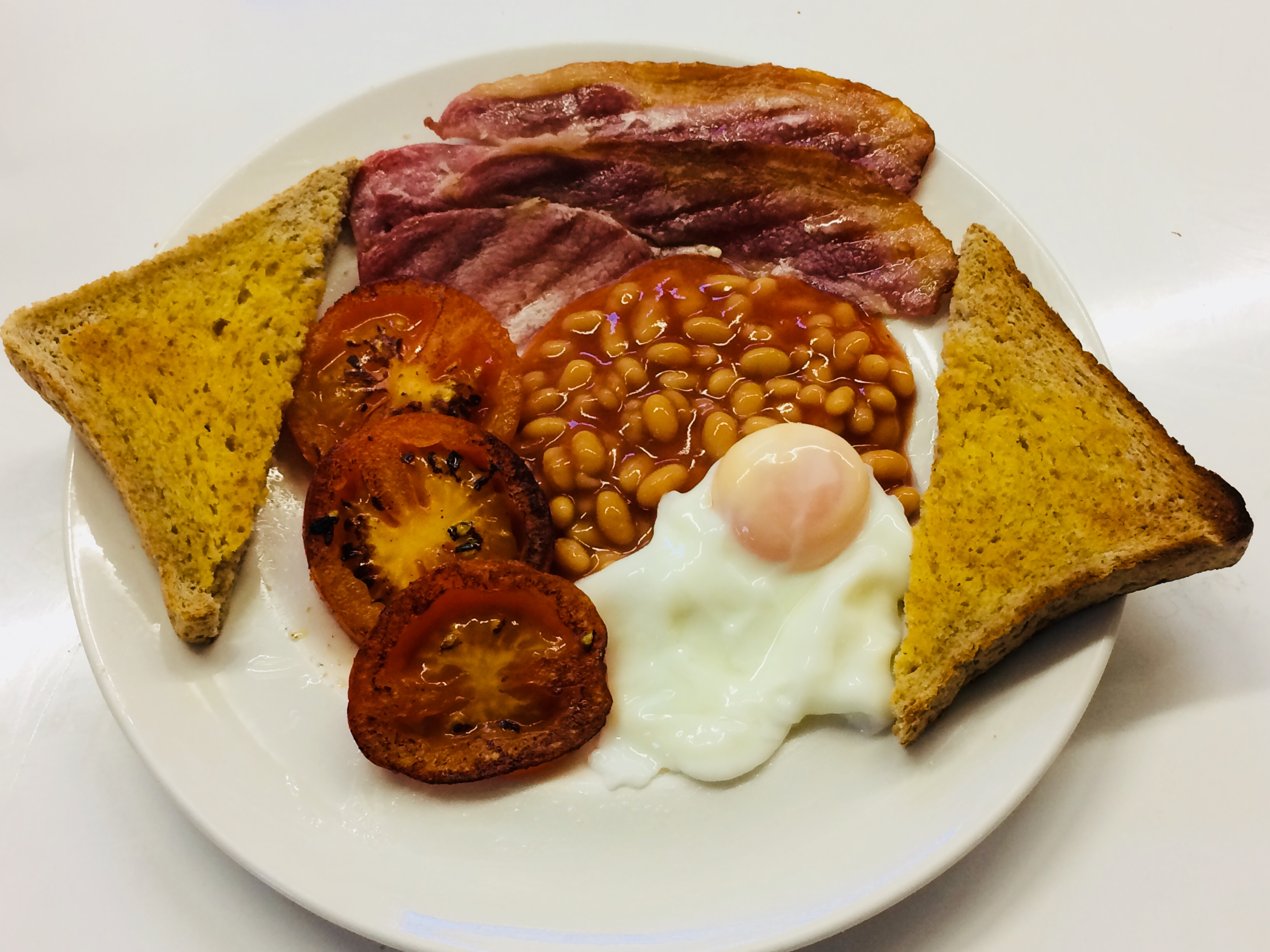 Slimming Watchers Breakfast