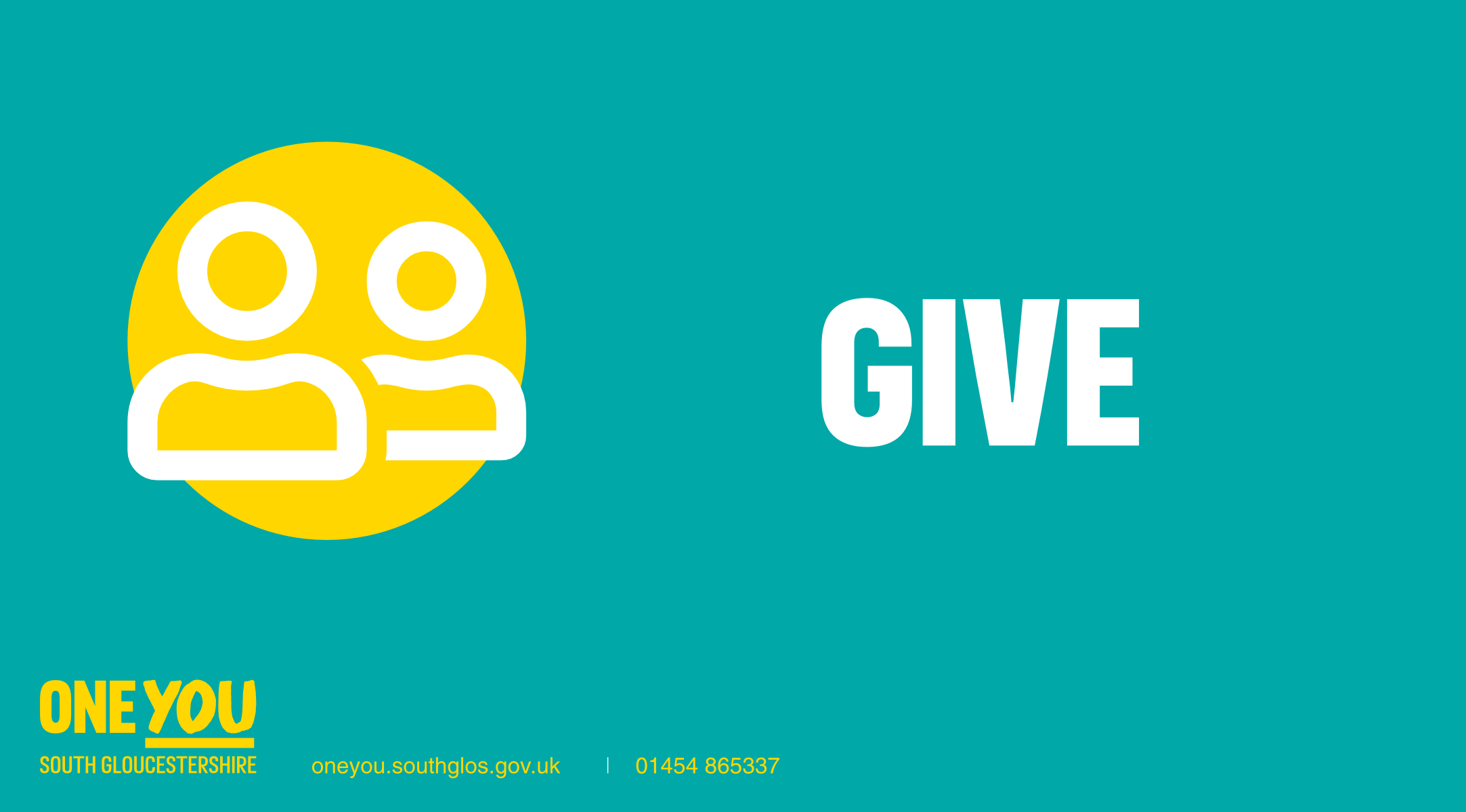 Give for Wellbeing
