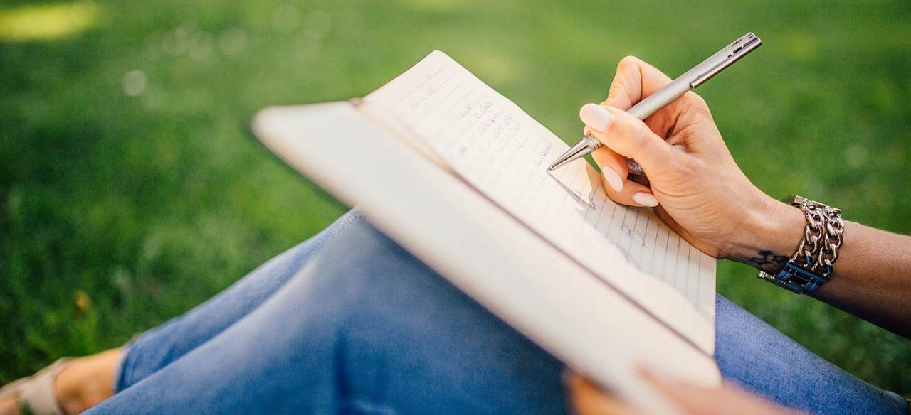Writing for Wellbeing Online