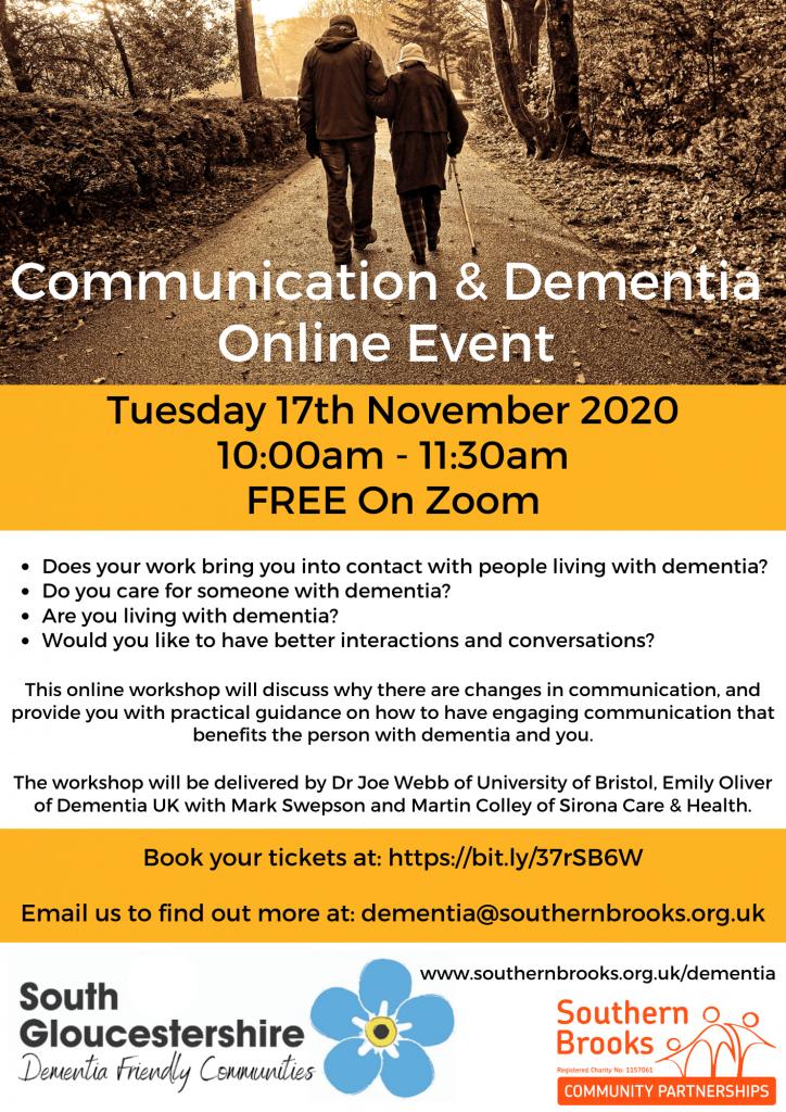 communication & dementia